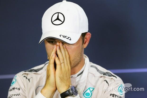 F1: Rosberg jövő hétig izgulhat a váltócsere miatt