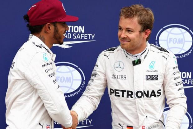 F1: Rosberg több benzinnel szerezte meg a pole-t