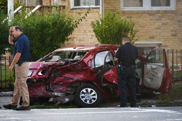 Nem állt meg a stoptáblánál, gyilkolt a BMW-s