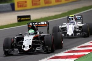 F1: Megint előleget kért a Force India