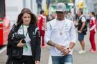 F1: A Mercedesnél nem örültek Hamilton árulkodásának