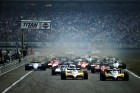 F1: Ökölharc a hockenheimi pályán – videó