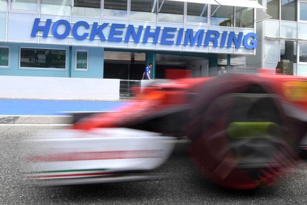 F1: Ecclestone átveszi a Német Nagydíjat?
