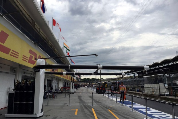 F1: Lenyűgöző képek a színfalak mögül