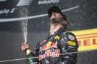 F1: A bulijáraton repült el Ricciardo