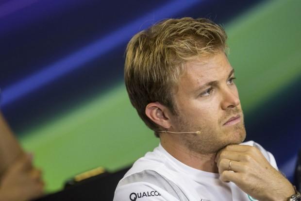 F1: Hivatalos, Rosberg marad a Mercedesnél