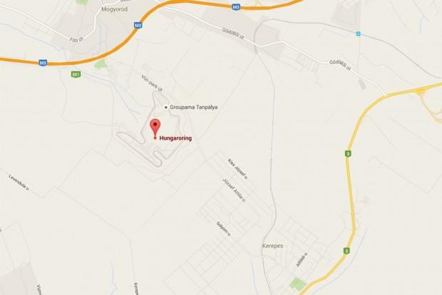Nagyon fontos infó, ha a Hungaroringre mész