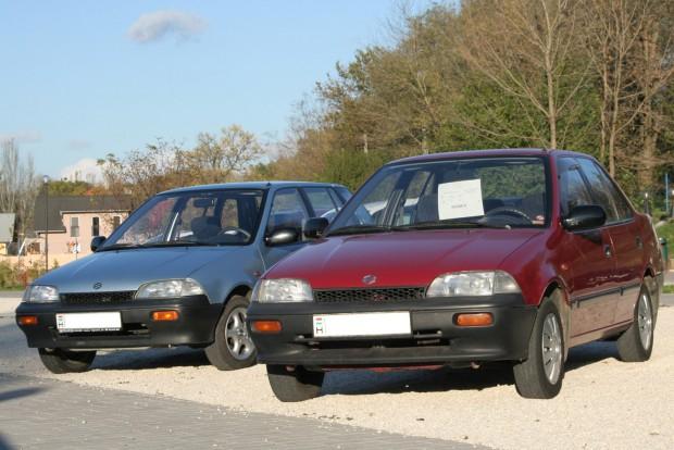 Nem nagyon lehet megkerüni ebben az árkategóriában a Suzuki Swift második generációját. Alkatrészéra és főleg megbízhatósága kiemelkedő