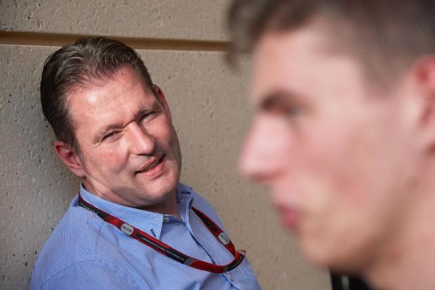 F1: Családi verekedés Verstappenéknél