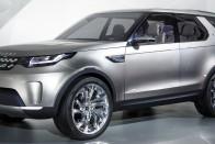 Prémium alapokra épül az új Land Rover Discovery