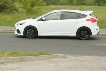 Ford Focus RS – Éleslövészet