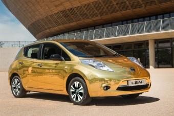 Aranyozott autót kaphatnak az olimpiai bajnokok