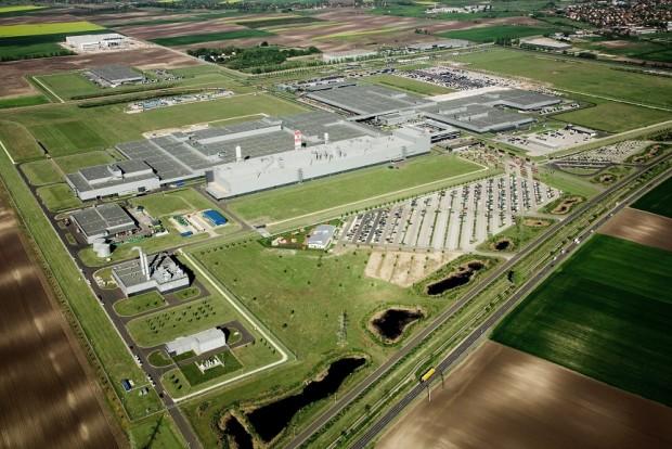 Új gyárat épít a Mercedes Magyarországon