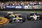 Mansell hazai győzelme, amiről szívesen lemondott volna