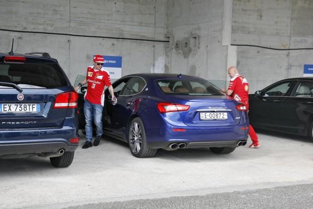 Nem minden F1-sztárnak jut luxusautó Magyarországon