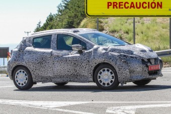 Nem lesz cukin gömbölyded az új Nissan Micra