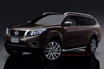 Új alvázas szabadidőjármű a Nissantól
