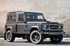 Tovább élhet a Land Rover Defender (majdnem)