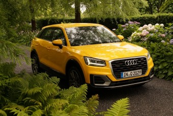 Mindentudó kis szabadidő-autó, Audi-minőségben