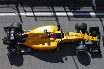 F1: Hülkenberg nem lesz kiskirály a Renault-nál