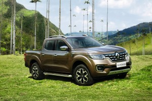 Megjött a Renault nagy pickupja