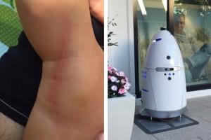 Robotzsaru gázolt el egy kisfiút