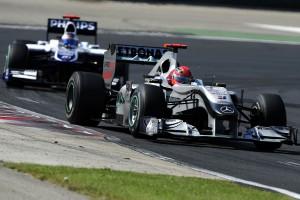 F1: Amikor Schumacher majdnem kinyírta Barrichellót a Hungaroringen