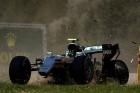 F1: Nézd meg Rosberg ijesztő ausztriai bukását!