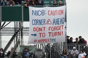 F1: Beszóltak az angol szurkolók Rosbergnek