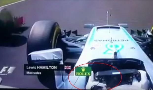Gutierrez visszaszólt a neki beintő Hamiltonnak