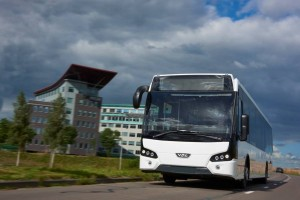 A hollandoknak is van már elektromos midibuszuk