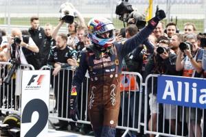 "F1: Anyuci ""égette"" Verstappent"