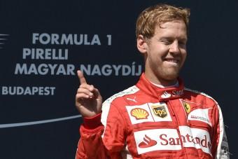 F1: Vettelnek semmi köze a Ferrari kínlódásához