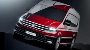 Megjöttek az első látványtervek a VW új furgonjáról