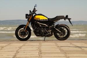 Yamaha, amivel folyamatos boldog küzdelem az élet