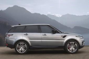 Parányi dízelmotort kapott a Range Rover