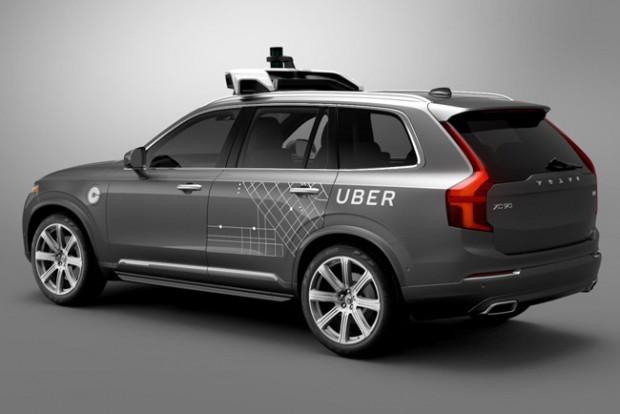 Indulnak az önvezető Uber-autók