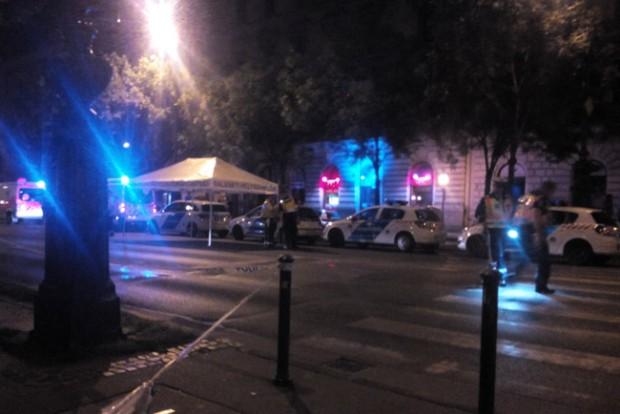 Halálos baleset Budapesten