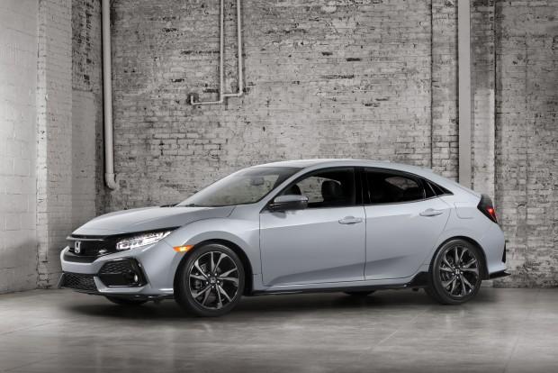 Ilyen az új Honda Civic