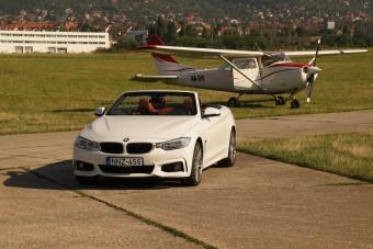 Luxustank, nyitható tetővel, a BMW-től