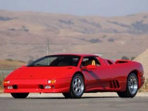Eladó egy keveset futott Diablo Roadster