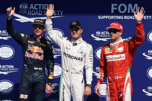 F1: Rosbergnek nem volt rutinmunka a pole