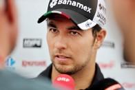 F1: Perez még nem mondhatja el, hol fog vezetni
