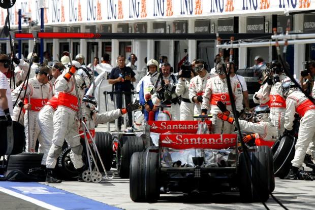 F1: A nap, amikor kitört a háború a McLarennél