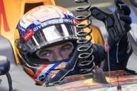 F1: Verstappen az élen otthon, a Mercedes sehol