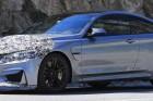 Megújul a BMW M4, de jól titkolja