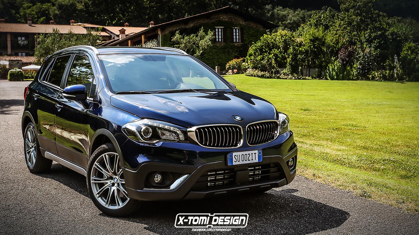 BMW X0 2