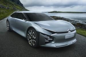 Testet öltött a Citroën új zászlóshajója