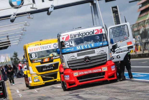 Nyerj belépőjegyeket a Kamion EB és Fesztivál-ra