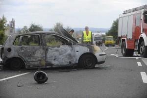 Fotókon a Vácnál történt halálos baleset